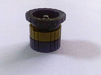 Форсунка регулируемая PRO-VAN серии 8 с радиусом 2,1-2,4 м и сектором полива 0-360*, коричневая