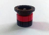 Форсунка регулируемая PRO-VAN серии 10 с радиусом 2,7-3 м и сектором полива 0-360*, красная
