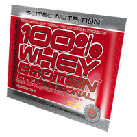 Scitec Nutrition 100% Whey P.Prof 15 g