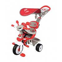 Велосипед трехколесный Baby Driver Confort Smoby 434208