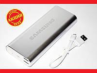 Power Bank Samsung 18000 металл Аккумулятор зарядное, фото 1
