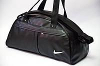 Спортивная сумка Nike логотип белый  реплика, фото 1
