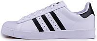 Женские кроссовки Adidas Superstar Vulc ADV White