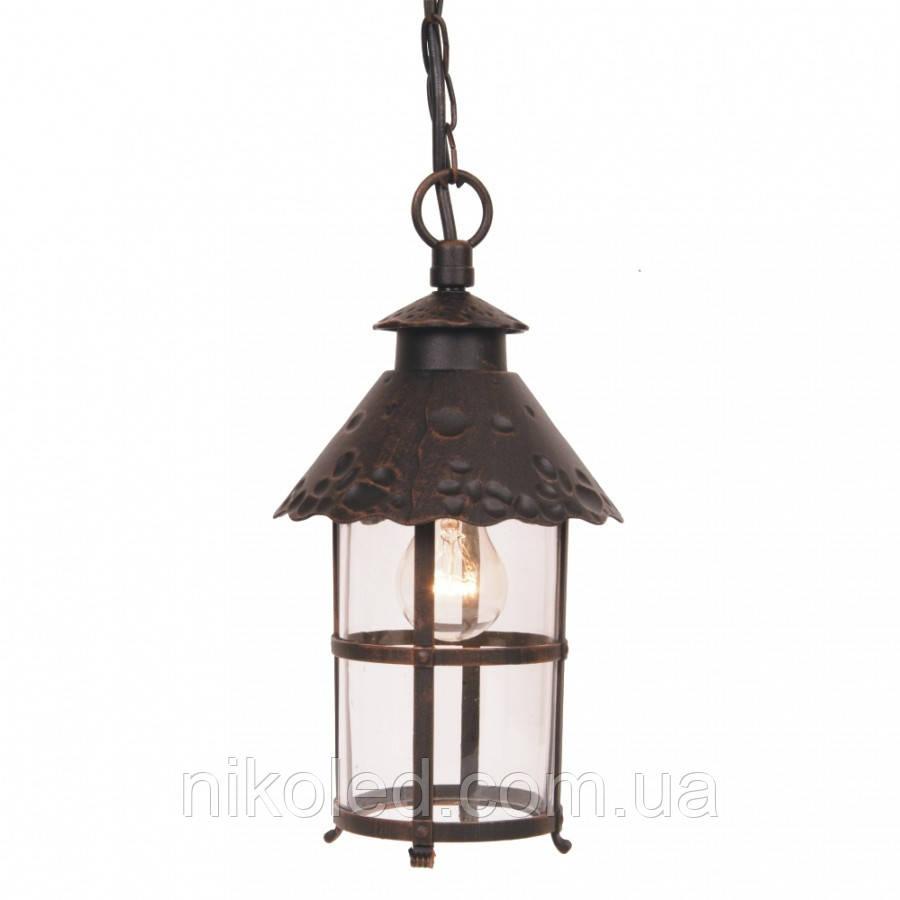 Парковый светильник Ultralight QMT1685 Caior I стар/медь