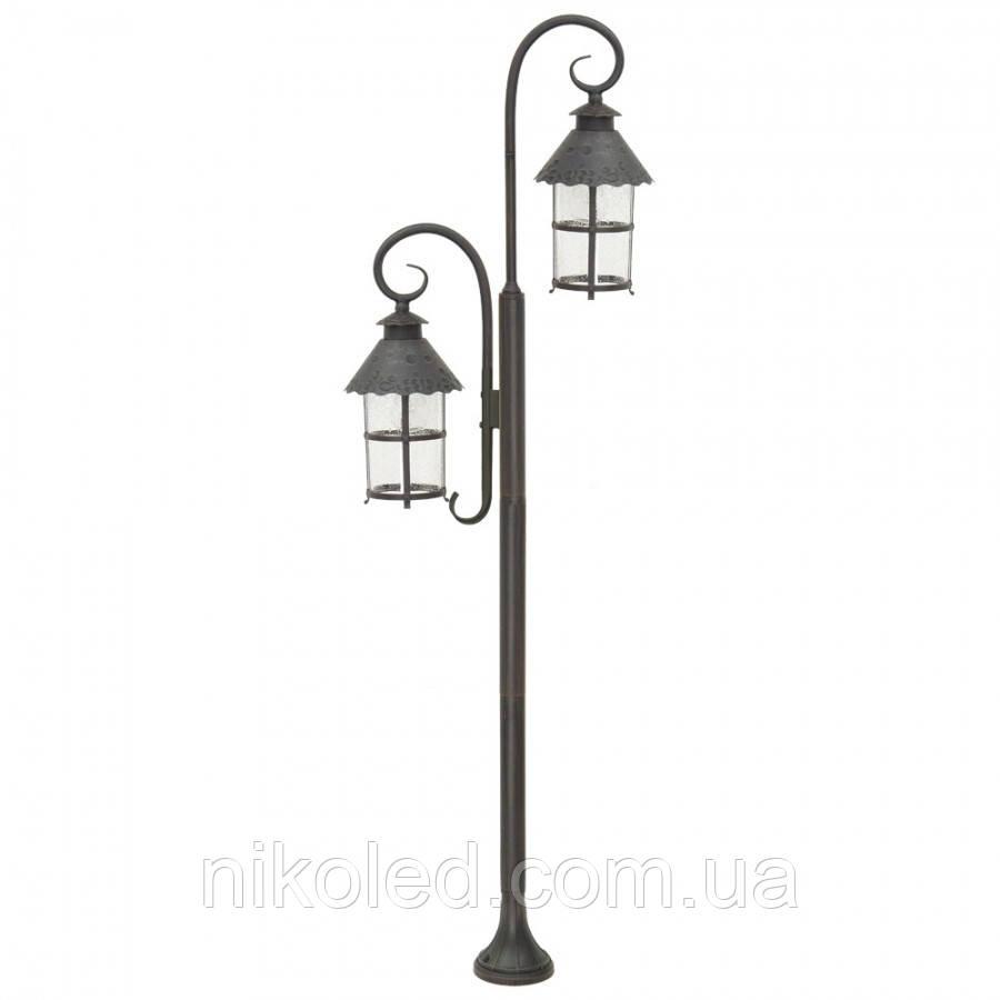 Парковый светильник Ultralight QMT21682 Q Caior I стар/медь