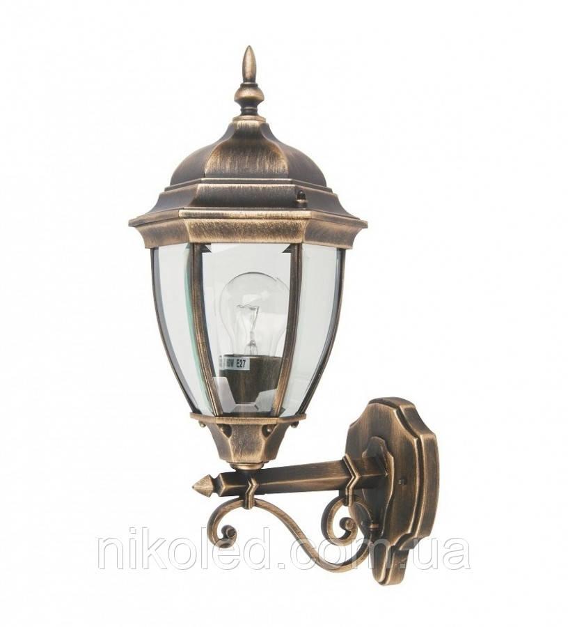 Парковый светильник Ultralight QMT1276S Dallas II стар/зол.