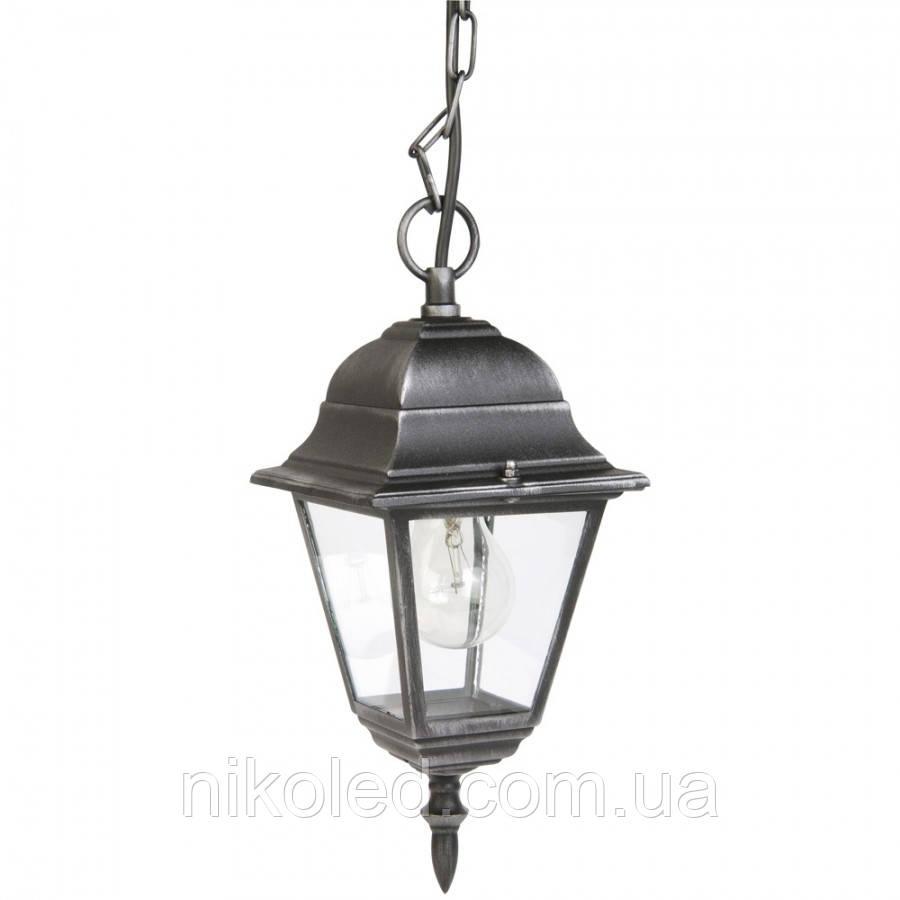 Парковый светильник Ultralight QMT1115S Wimbledon I чер/сереб