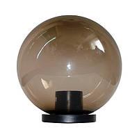 Парковый светильник Ultralight QML1801 d-300 дымч
