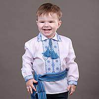 """Українська вишиванка для хлопчика на ріст 86-110см, """"Богатир"""", фото 1"""