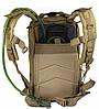 Тактический Штурмовой Военный Рюкзак 35-40л 5 цвета Черный, фото 2