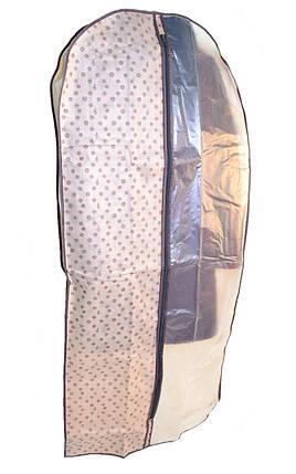 Чехол для объемной одежды Melody 60*140*8 см, Design Line (Украина) 60091, фото 2