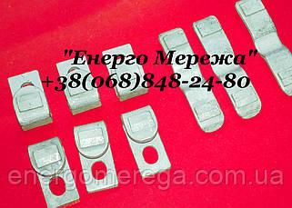 Контакты силовые ПМА 5202 подвижные,серебрянные, фото 3