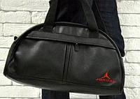 Спортивная сумка Jordan логотип красный  реплика, фото 1