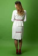 Оригинальный женский вышитый костюм ЖК-69, размер 44