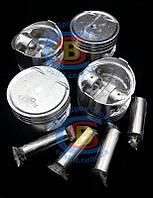 Поршень двигателя с пальцем 4G63 +0.00 SMD331103 Chery B11 Eastar Mitsubishi (компл 4 шт) Лицензия