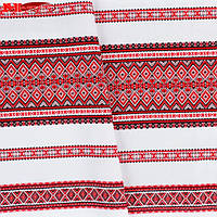 Ткань декоративная с украинским орнаментом ТД-4 (2/1)