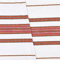 Декоративная ткань вышитая национальным орнаментом ТД-19 2\1