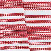 Декоративная ткань с национальным орнаментом ТД-1 (1)