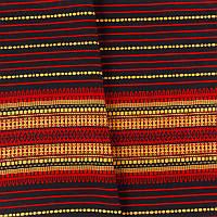 Декоративная ткань с украинским узором ТД-20 1\1