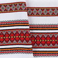 Декоративная ткань с орнаментом ТД-32 2\2