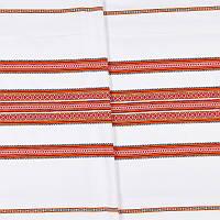 Декоративная ткань вышитая национальным орнаментом ТД-19 3\1