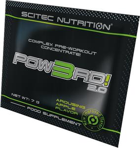 Scitec NutritionPOW3RD! 2.0 350G
