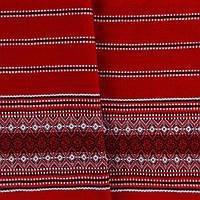 Красивая ткань декоративная с национальным орнаментом ТД-57 7\1