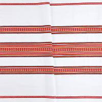 Декоративная ткань вышитая национальным орнаментом ТД-19 (1)