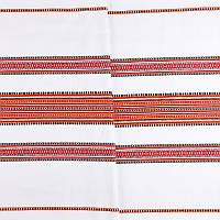 Декоративная ткань вышитая национальным орнаментом ТД-19