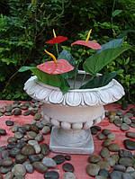 Малый цветочный горшок 33x33x25cm