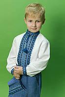 Вышитый детский костюм ЧК-14, размер 28