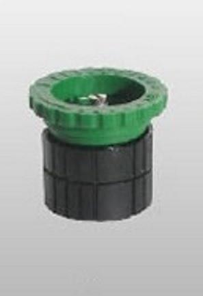Форсунка регулируемая PRO-VAN серии 12 с радиусом 3-3,7 м и сектором полива 0-360*, зеленая