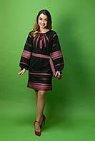 Украинское платье ЖП-31, размер 48