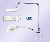 Светильник для промышленных швейных машин светодиодный  Haimu HM-98Т LED (10Led)