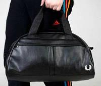 Спортивная сумка Fred Perry логотип белый
