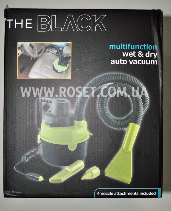 Автомобільний пилосос - The Black 120 W