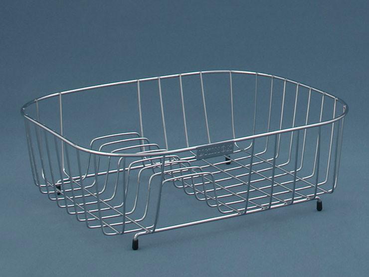 Корзина UKINOX SB 370 металическая из нержавеющей стали для сушки посуды к кухонной мойки