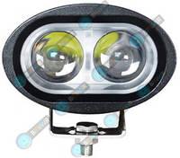Доп LED Фары BELAUTO BOL0210L (точечный) 20W