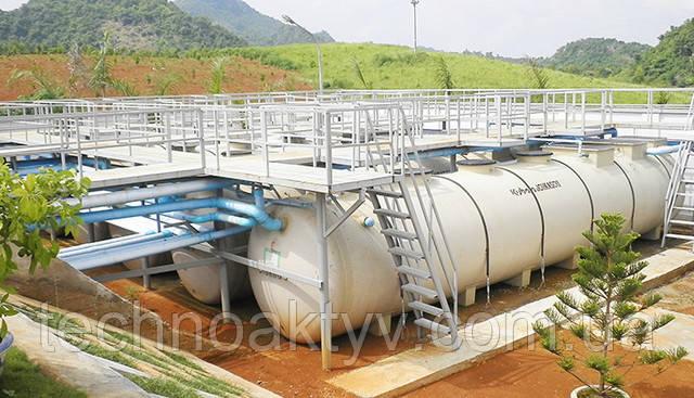 Очистные сооружения / Станции очистки сточных вод (Йохасоу) Kubota предлагает широкий ассортимент продукции, в том числе собственные мембранные сепарационные системы.