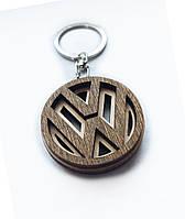 Брелок деревянный Volkswagen