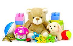 Счастливое детство с интересными игрушками