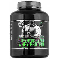 Scitec Nutrition 100% Hydrolyzed Whey Protein 2030g