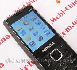 Копия Nokia X200 - dual sim, grey, фото 3