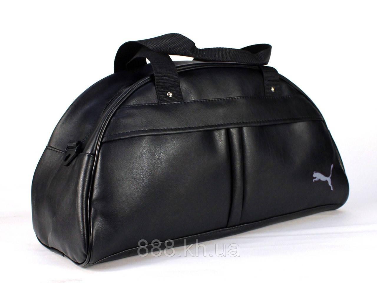 b484ff30442d Спортивная сумка Puma логотип белый реплика, цена 245 грн., купить в ...