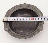 Стара попільничка, олово Німеччина 60-е, d 14 см, фото 2