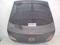 Б.У. Крышка багажника  (ляда) MAZDA 6 GH 2008-2012 Б/У