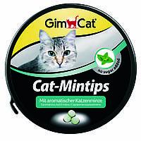 Лакомство Gimcat Cat-Mintips с кошачьей мятой для кошек, 90 шт