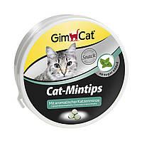 Лакомство Gimcat Cat-Mintips с кошачьей мятой для кошек, 330 шт