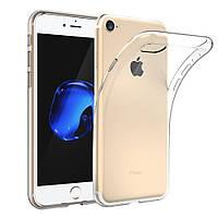 Силиконовый чехол на iphone 7 plus (высокое качество)