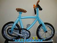 Велосипед з повітряних кульок